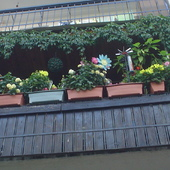mój balkon