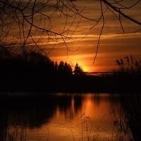 Jeszcze przed wschodem słońca...