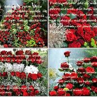 Róże dla Tercerki...