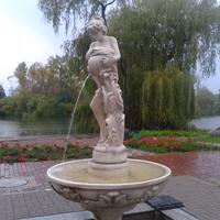 Jesienny park...