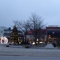 Centrum limanowskiego rynku