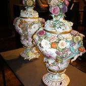 Świat kwiatów - 300 lat porcelany miśnieńskiej - Wystawa w Muzeum