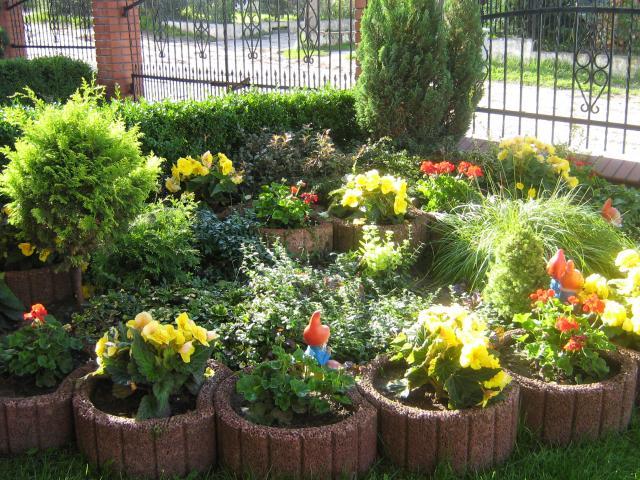 Ogródek Przed Domem Dc