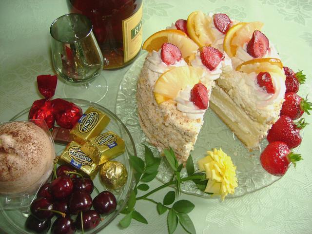 zapraszam na tort ...