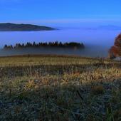 Mgły jesienne.