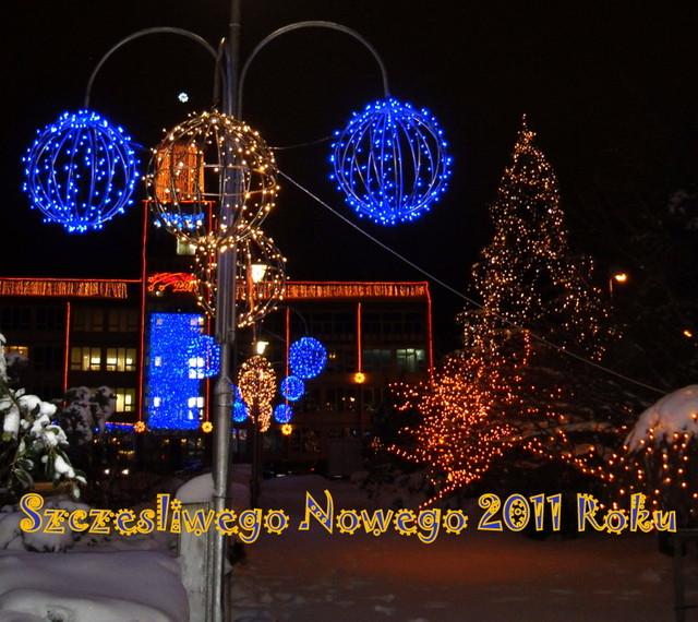 Kochani Bądźcie szczęśliwi w nadchodzącym 2011 Roku