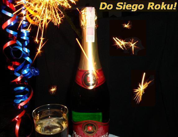 Powitajmy Nowy Rok