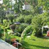 Ogród widziany z góry