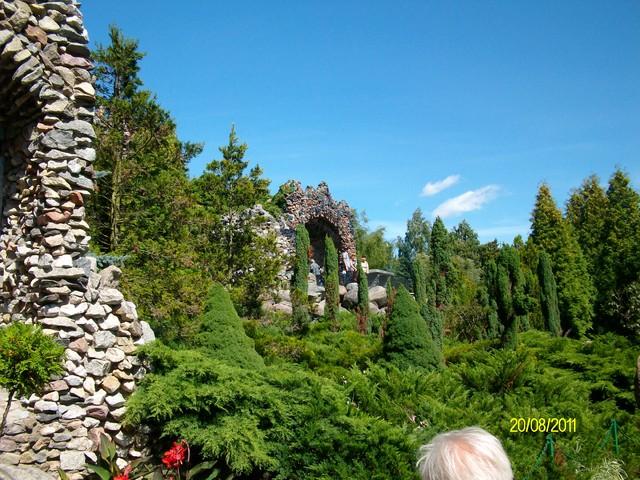 Licheń - park