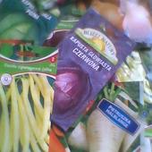 nasiona warzyw cd.