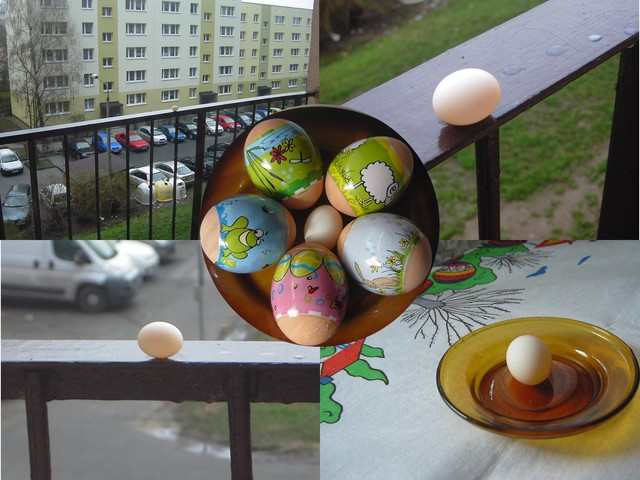 Wielkanocne jajko niespodzianka!