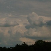 A potem przyszła burza. . .