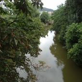 rzeka   berouka...fajna bo dzika
