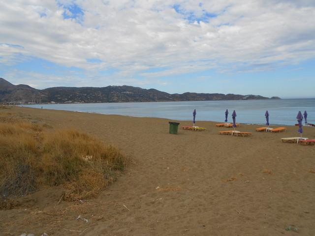 już nie ma dzikich plaż.....