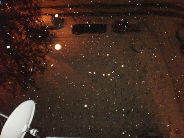 pada pada snieg :)
