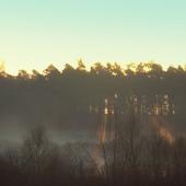 Jaga, jest mgła ale i słoneczko :))