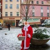 Mikołaj w Paczkowie.