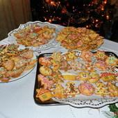 Świąteczne ciasteczka gotowe :-)