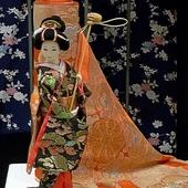 Japońska lalka