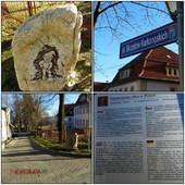 Najmniejsza ulica w Polsce.