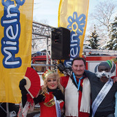 Pozdrowienia z Mielna (10-11.02.2013r.)