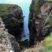 Szmaragdowa wyspa-Irlandia.