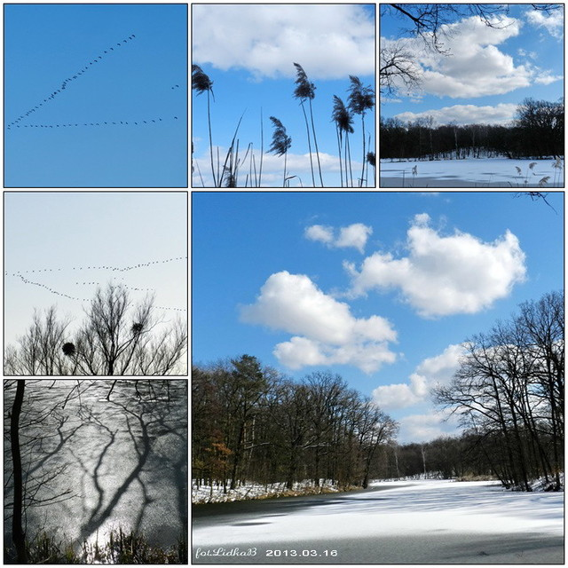 Ostatnie zimowe widoki