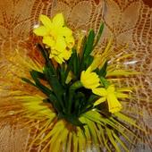 Kwiaciarniana wiosenka:)