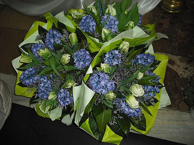 Kwiaty do Grobu Pańskiego