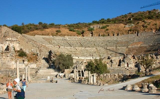Efez, teatr