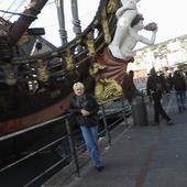 Statek z filmu< Piraci>