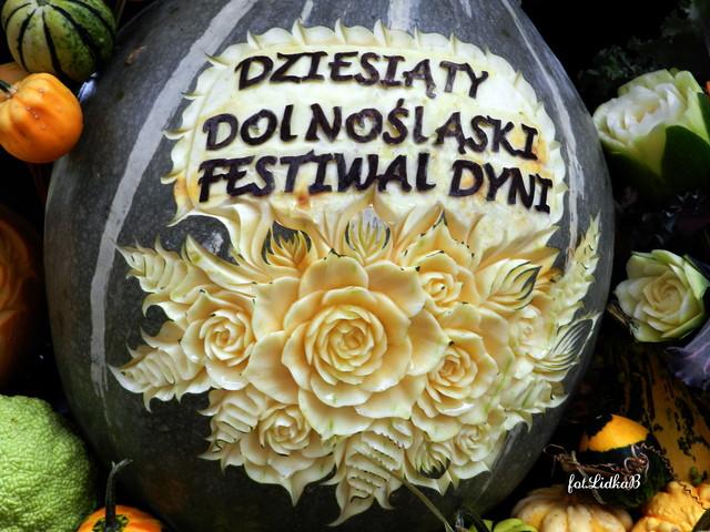 Dziesiąty Dolnośląski Festiwal Dyni