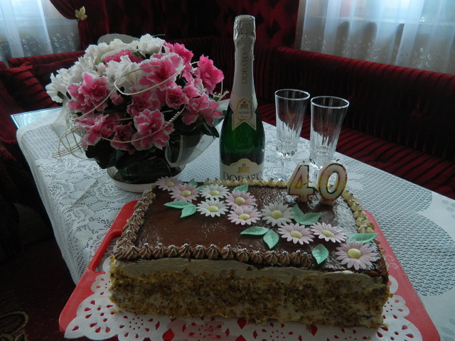 ZAPRASZAM na tort