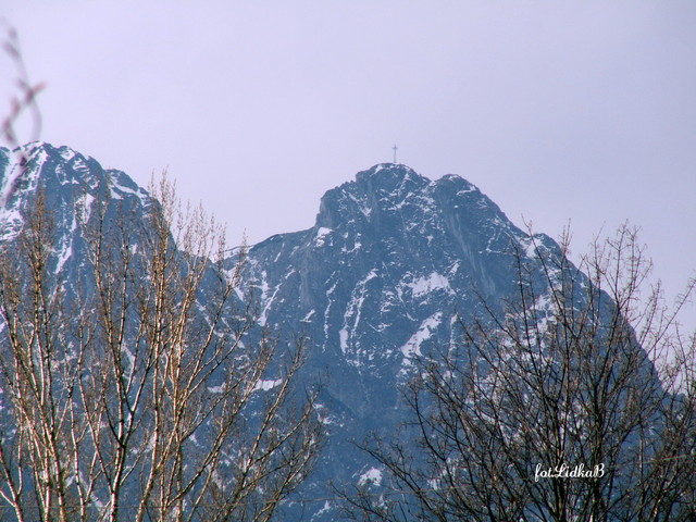 Giewont.