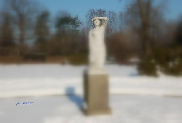 rzeźba marmurowa