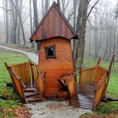 Ogród Ducha Gór                -Dom Carla i Gerharta Hauptmannów