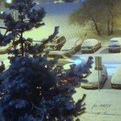 śnieg pada dalej