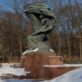 Chopin zimą