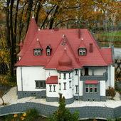 Park Miniatur w Kowarach.