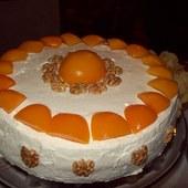 urodzinowy tort dla córki
