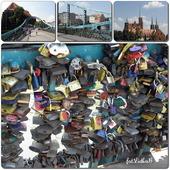 Most Miłości we Wrocławiu 2014