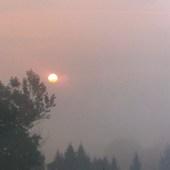 Dzisiejszy wschód słońca