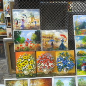 malowane
