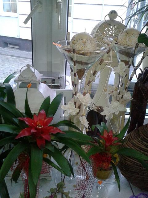 w kwiaciarni