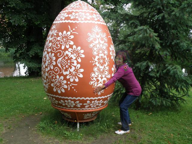 podzielę się jajkiem:))