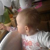 Mamo mogę poskubać kwiatuszka??? :P :P