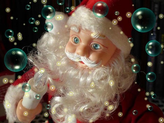 Magicznych świąt:))))