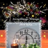 PIĘKNEGO NOWEGO 2016 ROKU ŻYCZĘ..!!!