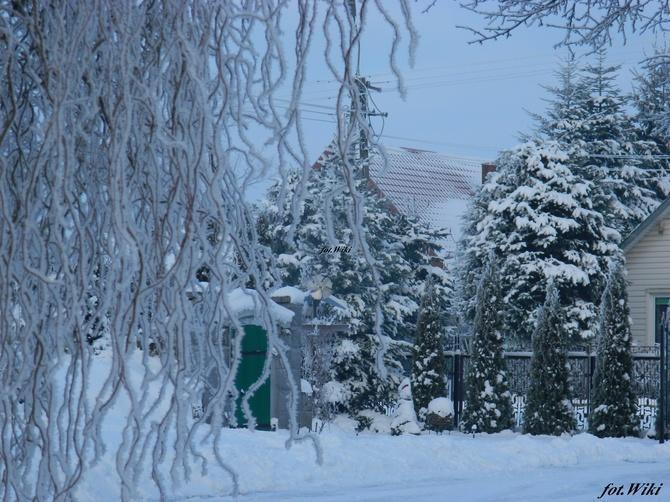 Zimy ciąg dalszy.....