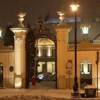 Warszawa zimą i nocą
